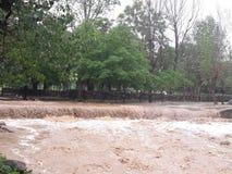 βροχερός στοκ εικόνα με δικαίωμα ελεύθερης χρήσης