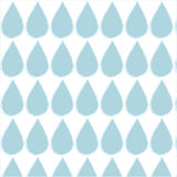 βροχερό σχέδιο πτώσης νερού Στοκ Φωτογραφία