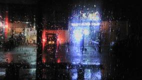 βροχοπτώσεις Στοκ Φωτογραφίες