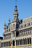 Βρυξέλλες - μεγάλη θέση Στοκ φωτογραφία με δικαίωμα ελεύθερης χρήσης