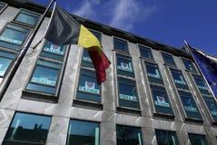 Βρυξέλλες, je t'aime Στοκ φωτογραφία με δικαίωμα ελεύθερης χρήσης