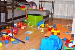 Βρωμίστε στο δωμάτιο παιδιών ` s στοκ φωτογραφία με δικαίωμα ελεύθερης χρήσης
