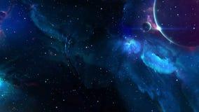 Βρόχος 03 γαλαξιών ελεύθερη απεικόνιση δικαιώματος