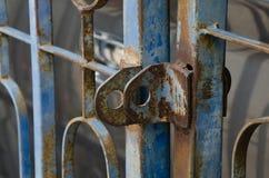 Βρόχος πορτών χάλυβα Στοκ Εικόνες
