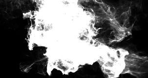 Βρόχος υποβάθρου VJ κινήσεων - ρομαντικά ρόδινα μόρια 4k + μεταλλίνη διανυσματική απεικόνιση