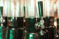 Βρύσες μπύρας Στοκ Εικόνα