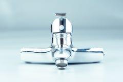 Βρύση στομίων υδροληψίας στροφίγγων Στοκ εικόνες με δικαίωμα ελεύθερης χρήσης
