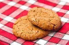 βρώμες μπισκότων Στοκ εικόνα με δικαίωμα ελεύθερης χρήσης