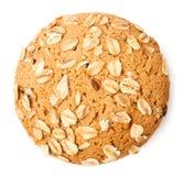 βρώμη μπισκότων ενιαία στοκ φωτογραφία με δικαίωμα ελεύθερης χρήσης