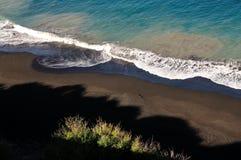 βρώμικα κύματα Στοκ φωτογραφία με δικαίωμα ελεύθερης χρήσης