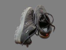 βρώμικα παπούτσια Στοκ Φωτογραφία