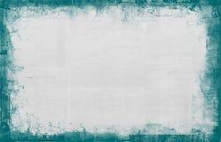 Βρώμικα σύνορα Grunge Ελεύθερη απεικόνιση δικαιώματος