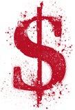 Βρώμικα χρήματα Στοκ Φωτογραφίες