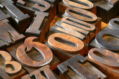 βρώμικες λέξεις προέλευ& Στοκ φωτογραφίες με δικαίωμα ελεύθερης χρήσης