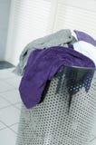 βρώμικες πετσέτες Στοκ φωτογραφία με δικαίωμα ελεύθερης χρήσης