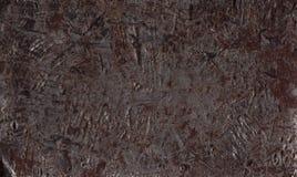 Βρώμικη γρατσουνισμένη σύσταση μετάλλων Στοκ Εικόνες