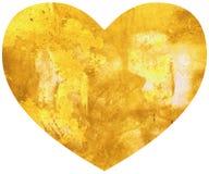 Βρώμικη καρδιά αγάπης ημέρας βαλεντίνων Στοκ Φωτογραφίες