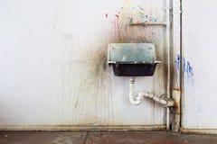 βρώμικη καταβόθρα στοκ φωτογραφίες με δικαίωμα ελεύθερης χρήσης