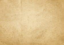 βρώμικη παλαιά σύσταση εγγράφου Στοκ εικόνα με δικαίωμα ελεύθερης χρήσης
