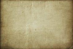 βρώμικη παλαιά σύσταση εγγράφου Στοκ εικόνες με δικαίωμα ελεύθερης χρήσης