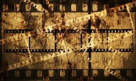 βρώμικη φωτογραφική διαφάν απεικόνιση αποθεμάτων