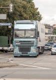 βρώμικη όψη εθνικών οδών γυαλιού αυτοκινήτων Στοκ Εικόνες
