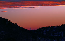 Βρώμικοι ουρανοί Στοκ φωτογραφία με δικαίωμα ελεύθερης χρήσης