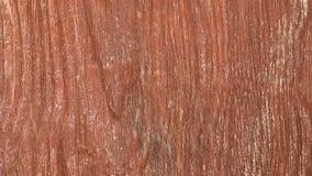 βρώμικος παλαιός ξύλινος Πόρτα στο παλαιό εσωτερικό του χωριού σπιτιών Πρόσοψη του ξύλου απόθεμα βίντεο