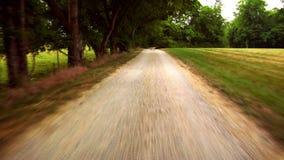 Βρώμικος δρόμος 1 απόθεμα βίντεο