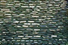 βρώμικος τοίχος τούβλο&upsilo Στοκ Εικόνα