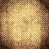 βρώμικος τρύγος ανασκόπησης Αναδρομικό σχέδιο με τα σημεία και τις συστάσεις Κατασκευασμένο παλαιό σκηνικό κατασκευασμένος παραδο Στοκ Φωτογραφία