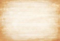 Βρώμικο έγγραφο με το lline ως υπόβαθρο Στοκ Εικόνες