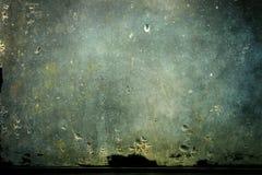 Βρώμικο γυαλί με τη συμπύκνωση υδρατμών Στοκ Εικόνα