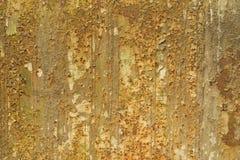 Βρώμικο μέταλλο σιδήρου υποβάθρου Στοκ φωτογραφία με δικαίωμα ελεύθερης χρήσης