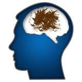 Βρώμικο μυαλό απεικόνιση αποθεμάτων