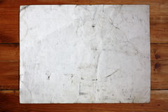 βρώμικο παλαιό έγγραφο Στοκ εικόνες με δικαίωμα ελεύθερης χρήσης