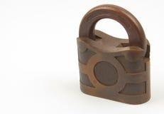 βρώμικο παλαιό λευκό κλειδωμάτων Στοκ φωτογραφία με δικαίωμα ελεύθερης χρήσης