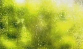 βρώμικο παράθυρο Στοκ Εικόνα