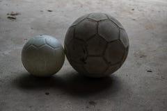 Βρώμικο ποδόσφαιρο δύο Στοκ φωτογραφία με δικαίωμα ελεύθερης χρήσης
