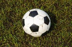 Βρώμικο ποδόσφαιρο Στοκ φωτογραφίες με δικαίωμα ελεύθερης χρήσης