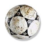 Βρώμικο ποδόσφαιρο Στοκ εικόνες με δικαίωμα ελεύθερης χρήσης