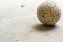 Βρώμικο ποδόσφαιρο Στοκ Εικόνα