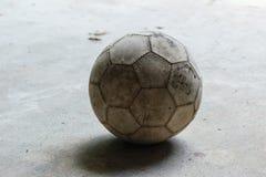 Βρώμικο ποδόσφαιρο Στοκ Φωτογραφία