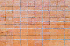 Βρώμικο τούβλινο υπόβαθρο σύστασης τοίχων Στοκ Φωτογραφίες