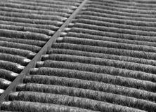 βρώμικο φίλτρο αέρα στοκ φωτογραφία με δικαίωμα ελεύθερης χρήσης