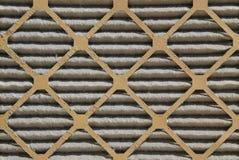 βρώμικο φίλτρο αέρα Στοκ εικόνες με δικαίωμα ελεύθερης χρήσης