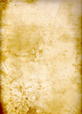 βρώμικο φυσικό έγγραφο Στοκ φωτογραφία με δικαίωμα ελεύθερης χρήσης