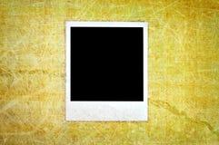 βρώμικο polaroid στοκ φωτογραφία με δικαίωμα ελεύθερης χρήσης