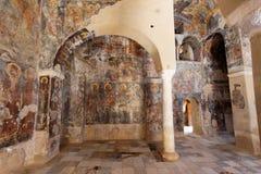 βυζαντινά peribletos mystras μοναστηριών Στοκ εικόνες με δικαίωμα ελεύθερης χρήσης