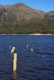 βυθισμένο στήλες χωριό στοκ εικόνες με δικαίωμα ελεύθερης χρήσης